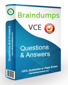 Braindumps VCE